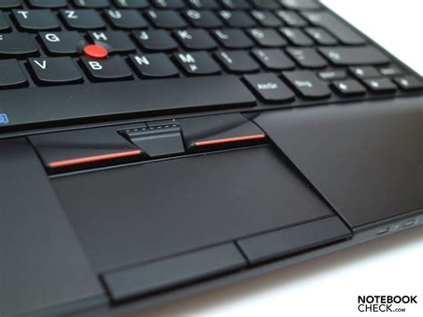 Touchpad Lenovo review lenovo thinkpad x100e subnotebook notebookcheck net reviews