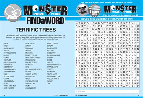 Magazine Search Findaword Magazine Word Search Puzzles By Lovatts