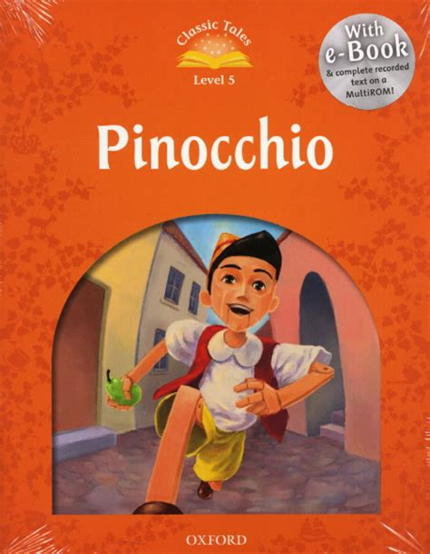 The Classic Tales classic tales 2nd edition pinocchio e book with audio