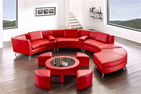 red sectional sofa for a comfortable look furniture from turkey