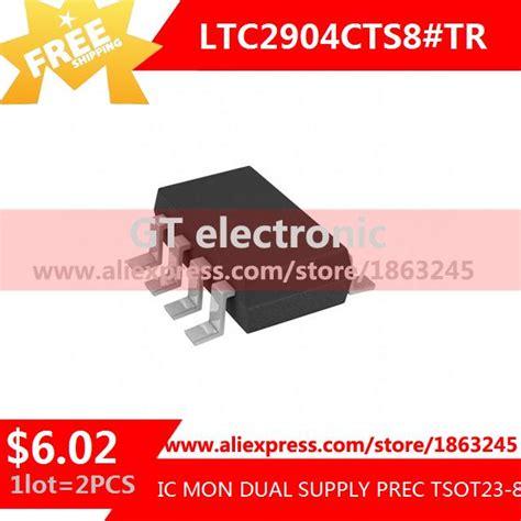 free shipping voltage regulator ltc2904cts8 tr ic mon dual