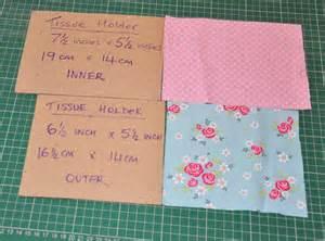 sew scrumptious mothers day gift tutorials tissue holder