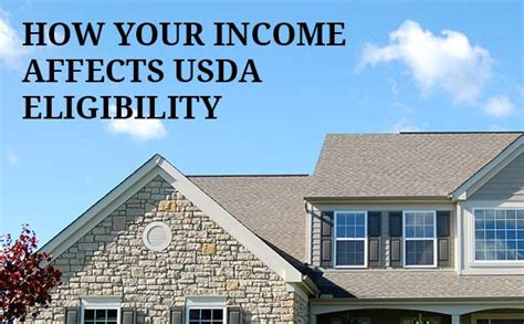 rural housing loan qualifications usda income eligibility guidelines and maximum