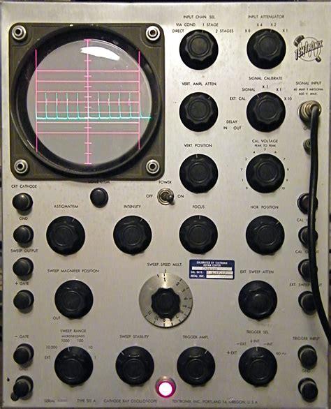 Eggshell Paint Texture - near the beginning of an era the tektronix 511a richard sears vintage electronics