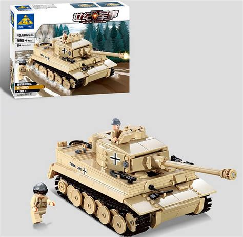 Kazi Bricks Ky82009 Pzkpkw Ii 868pcs Compare Prices On Tank Shopping Buy Low