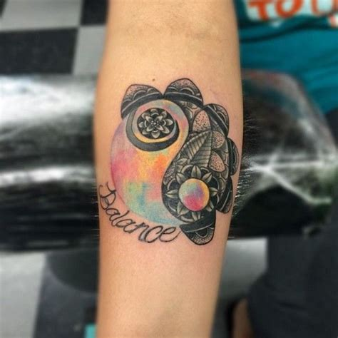 yin yang tattoos couples 52 unique yin yang tattoos and designs with images yin
