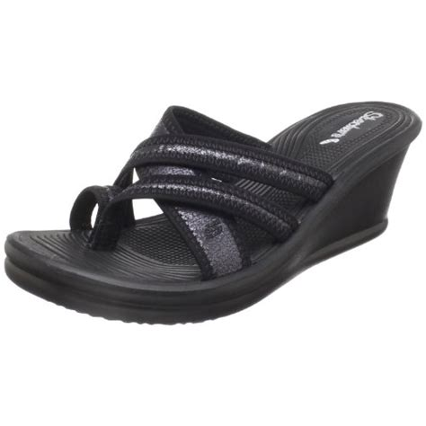 skechers wedge sandals skechers rumblers wedge sandals wedge sandals