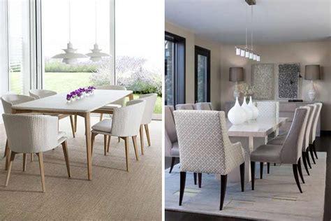 tipos de mesas de comedor tipos de sillas de comedor para todos los gustos