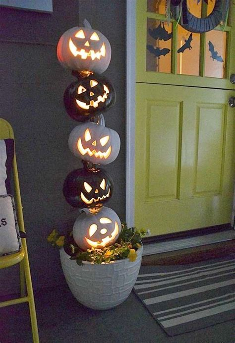 halloween home decor wholesale in awesome yellow then best 25 halloween decorating ideas ideas on pinterest