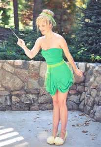 How To Make A Tinkerbell Costume For Adults by 13 Diy Tinkerbell Costume Ideas Diy Ready