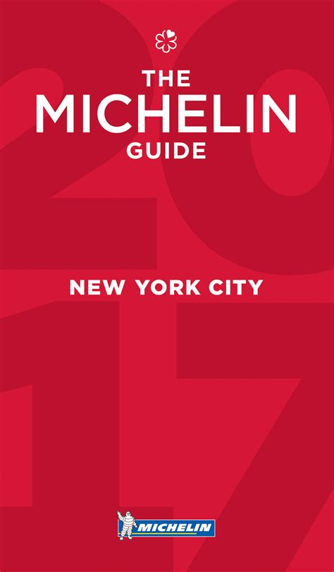 new york a guide michelin guide nyc 2017