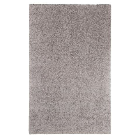 outdoor shag rug lavish home shag platinum 5 ft x 7 ft 7 in indoor outdoor area rug 62 1 p 577 the home depot