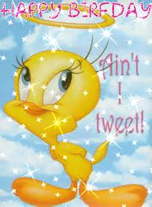 happy birfday tweety happy birthday myniceprofile
