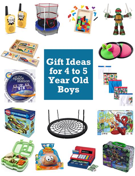 christmas gifts for 5 year marriag 15 gift ideas for 4 and 5 year boys 2016 hobson homestead