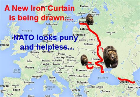 who created the iron curtain rabid republican blog obama betrays nato ukraine