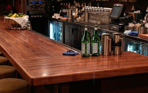 Wood Countertops Denver by Custom Wood Countertop Options Joints For Multi Section Tops