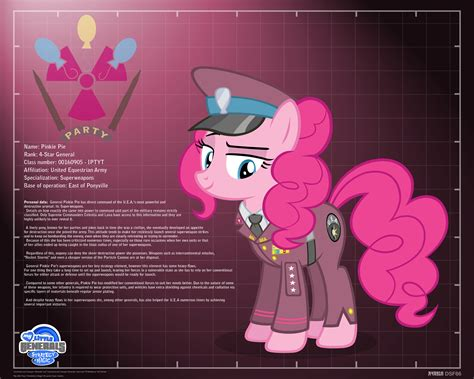 film magic hour number general pinkie pie profile info by a4r91n on deviantart