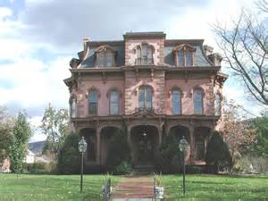 Pittsburgh House Styles Second Empire Mansard Style 1860 1900 Phmc