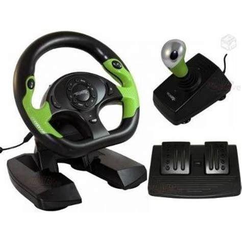 volante xbox360 volante profissional p todos jogos corrida xbox 360 e pc