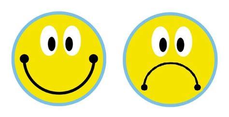 imagenes de amor triste y feliz dibujos a color caritas felices y tristes imagui