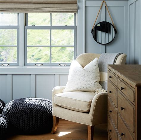 beach style bedroom with reading corner cottage bedroom transform your office with stylish add ons home bunch