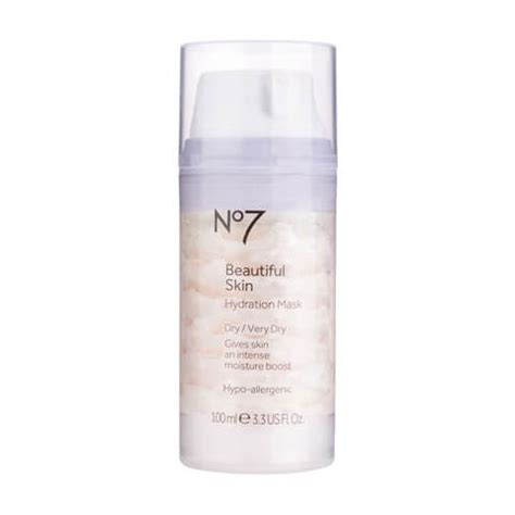 no 7 hydration boots no 7 beautiful skin hydration mask to