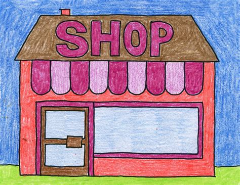 How To Shop For A draw a shop projects for