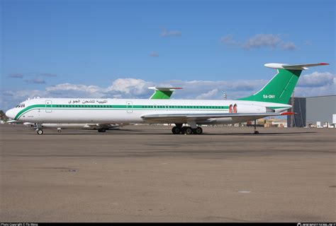 dny libyan air cargo ilyushin il  photo  flo weiss id  planespottersnet