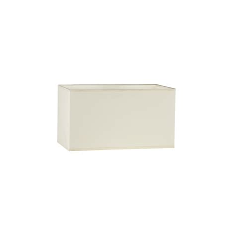 Table L Rectangular Shade by Dar Lighting S1021 35cm Rectangle Table L Shade