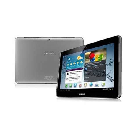Samsung P5100 Tab 2 10 1 Espresso White samsung galaxy tab 2 10 1 p5100 16gb silver