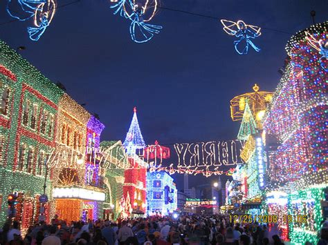 osborne family spectacle of dancing lights walt disney