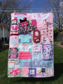 Diy Baby Clothes Quilt diy baby clothes memory quilt pattern tutorial