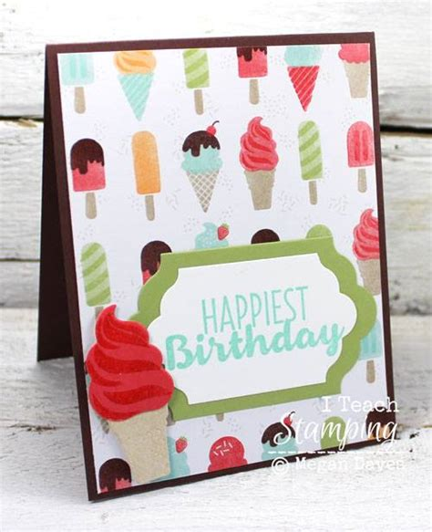 Handmade Mens Birthday Cards - one of my handmade birthday cards for ideas i teach
