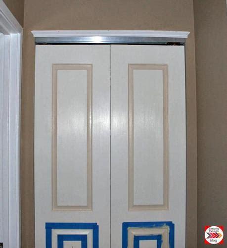 Closet Paint Color by Painted Bifold Closet Doors Roselawnlutheran