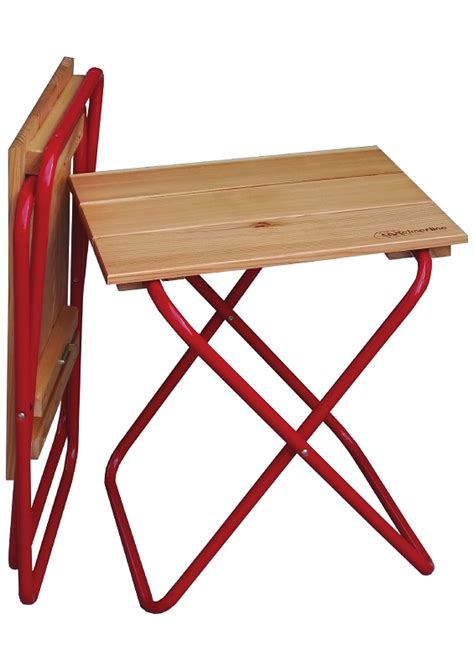 larch wood folding stool folding stool with base in larch
