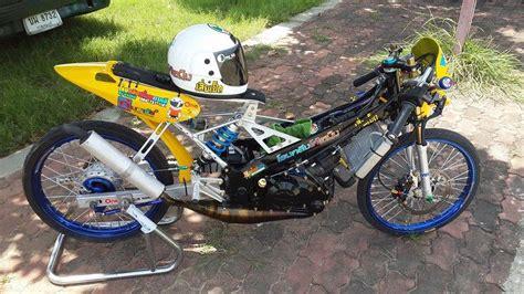 Foto Motor Sport Modifikasi by Foto Dan Gambar Motor Drag Modifikasi Tercepat