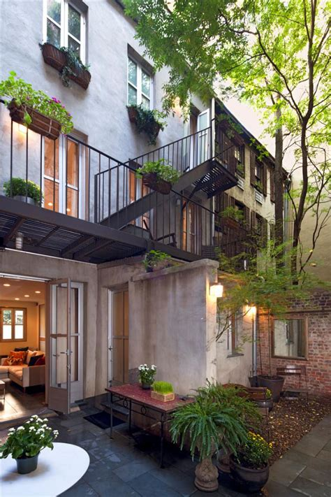 carriage house east east village carriage house with modernist interiors huntto com