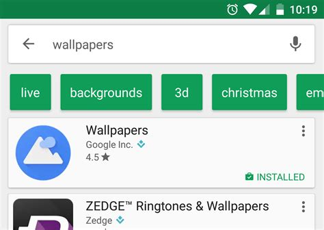 Lookup App Android Testing New Search Suggestions For Play Store Apps Pyntax