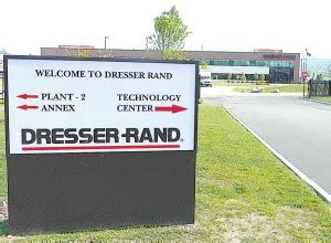 dresser rand to invest 9 6 million in olean plant olean