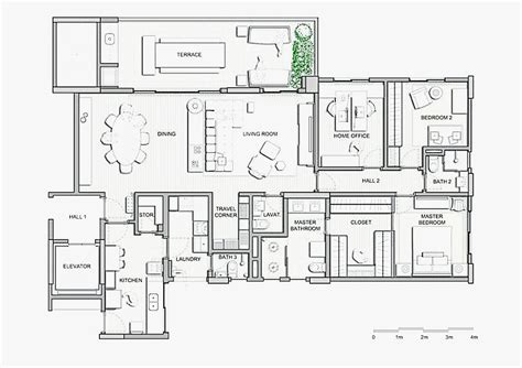 ranch floor plans with inlaw suite