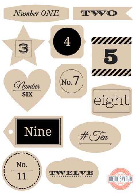 Adventskalender Sticker Ausdrucken by Adventskalender Zahlen Zum Ausdrucken Meine Svenja