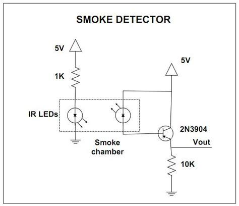 smoke detector interconnect wiring diagram smoke der