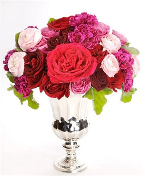 flowers decoration 25 flower decoration ideas for valentine s day digsdigs