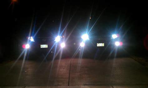 hid lights vs led headlights rx hid headlight vs led headlight page 2 lexus forums