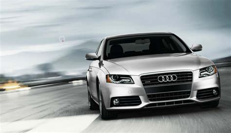 Audi A4 2012 by Look 2012 Audi A4 And S4 Thedetroitbureau