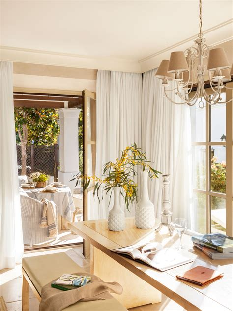 cortina comedor cortina de comedor modelos de cortinas para cocina
