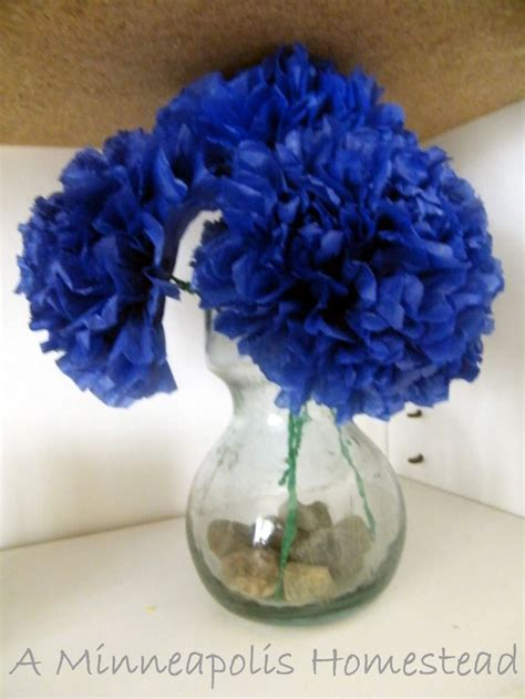 How To Make Centerpieces With Tissue Paper - 20 best images about craft diy ideas on