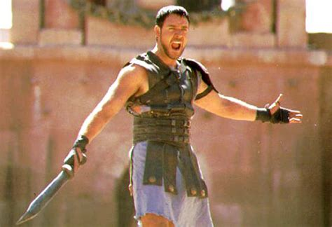 gladiator film russell crowe russell crowe s 7 best roles the hit list