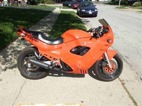 1990 Suzuki Katana 1990 Suzuki Katana Gsx600f 1 700 Possible Trade