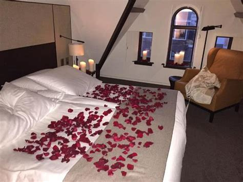 how to surprise him in bed a beautiful candlelit room was awaiting my husband it was